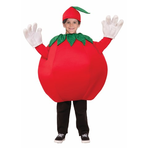 Childrens Tomato Costume