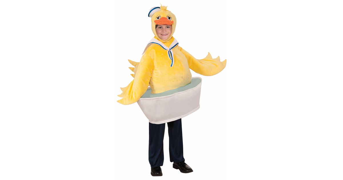 Rubber Ducky Costume For Boys Buycostumes Com