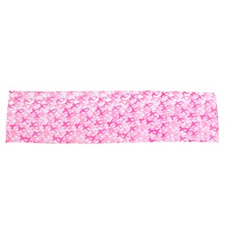 Pink Ribbon Camouflage Head Scarf