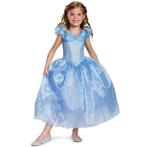 Disney Cinderella Movie Toddler Deluxe Costume
