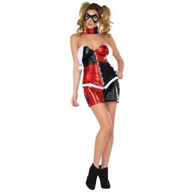 Supreme Harley Quinn Costume for Women