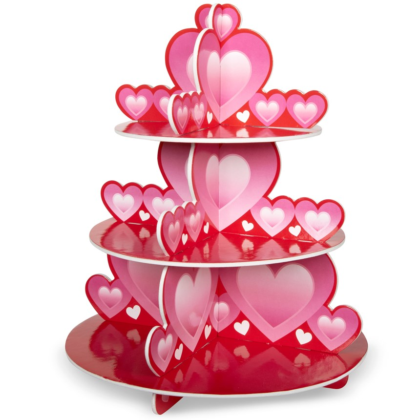 Valentine Day Cupcake Holder   Costumes, 80957