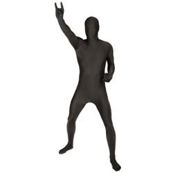 Black Adult Morphsuit