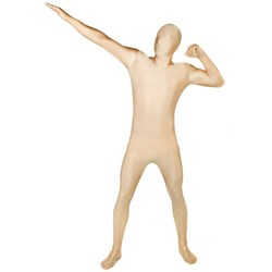 Gold Adult Morphsuit