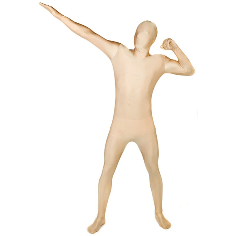 Gold Adult Morphsuit for the 2015 Costume season.