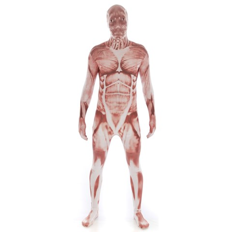Muscle Adult Morphsuit