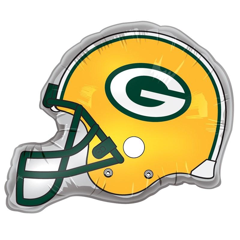 Green Bay Packers   Helmet Jumbo 26