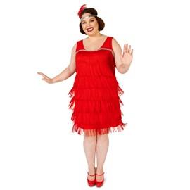 Flapper Dress)