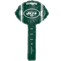 New York Jets - Foil Hammer Balloons (8 count)