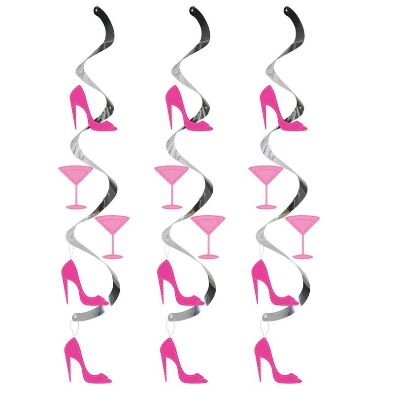 Bachelorette Martini Heels   Dizzy Danglers for the 2015 Costume season.