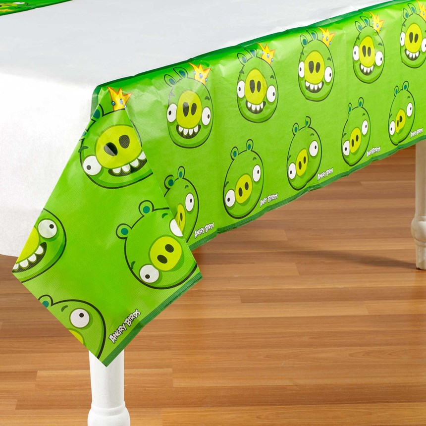 Angry Birds   Paper Tablecover   Costumes, 81744