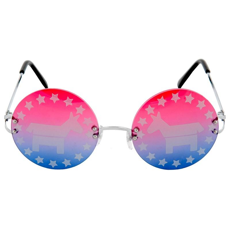 Democratic Rimless Sunglasses for the 2015 Costume season.