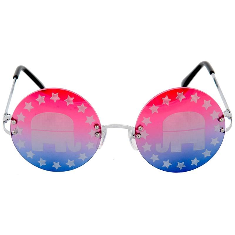 Republican Rimless Sunglasses for the 2015 Costume season.