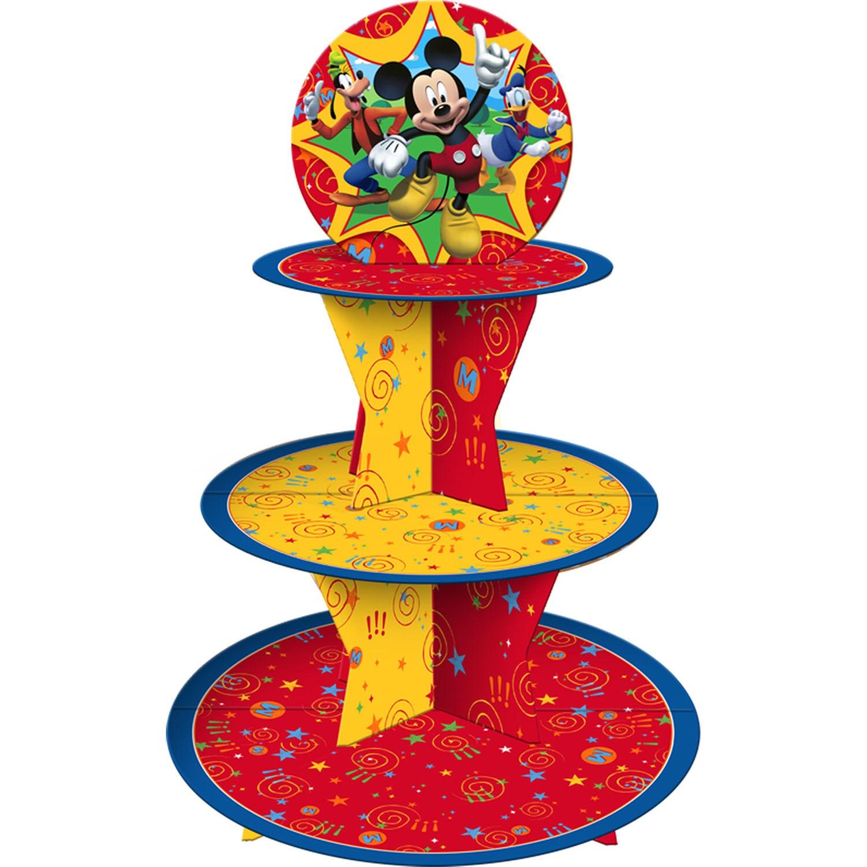 Disney Mickey Fun and Friends Cupcake Stand