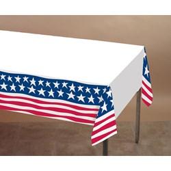 Patriotism - Plastic Tablecover