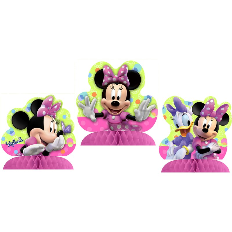 Disney Minnie Mouse Bow tique Centerpiece for the 2015 Costume season.