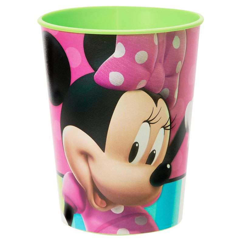 Disney Minnie Mouse Bow tique 16 oz. Plastic Cup for the 2015 Costume season.