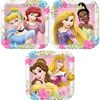 Disney Disney Fanciful Princess Shaped Dessert Plates