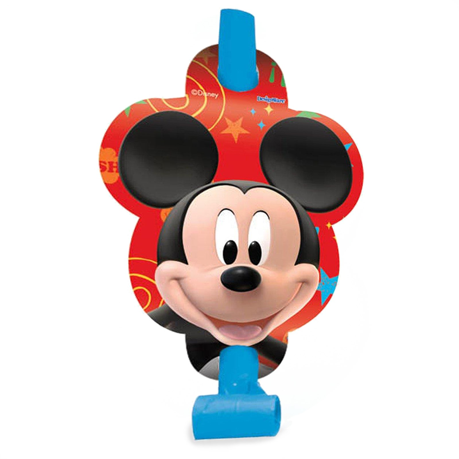Disney Mickey Fun and Friends Blowouts 8 count