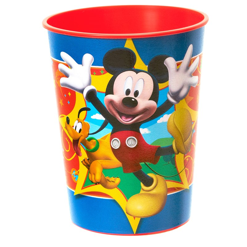 Disney Mickey Fun and Friends 16 oz. Plastic Cup (1 count) for the 2015 Costume season.