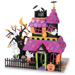 foam craft ideas for adults craftdrawer crafts how to make a paper haunted 6584