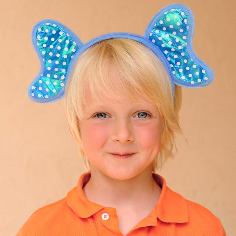 Blue Elephant Headband for the 2015 Costume season.