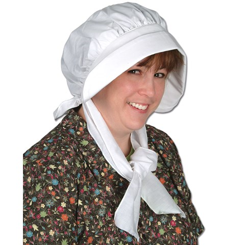 Thanksgiving Pilgrim Bonnet Adult