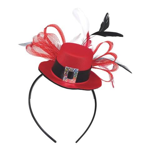 Christmas Fashion Top Hat Headband