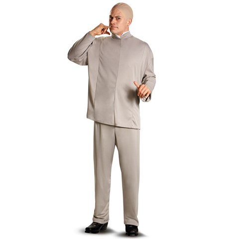 Austin Powers  Dr. Evil Deluxe Adult Costume
