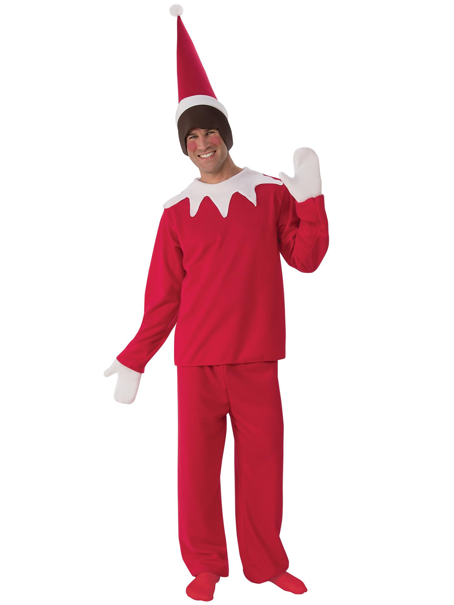 90a7ffddb Mens Sitting Elf Costume