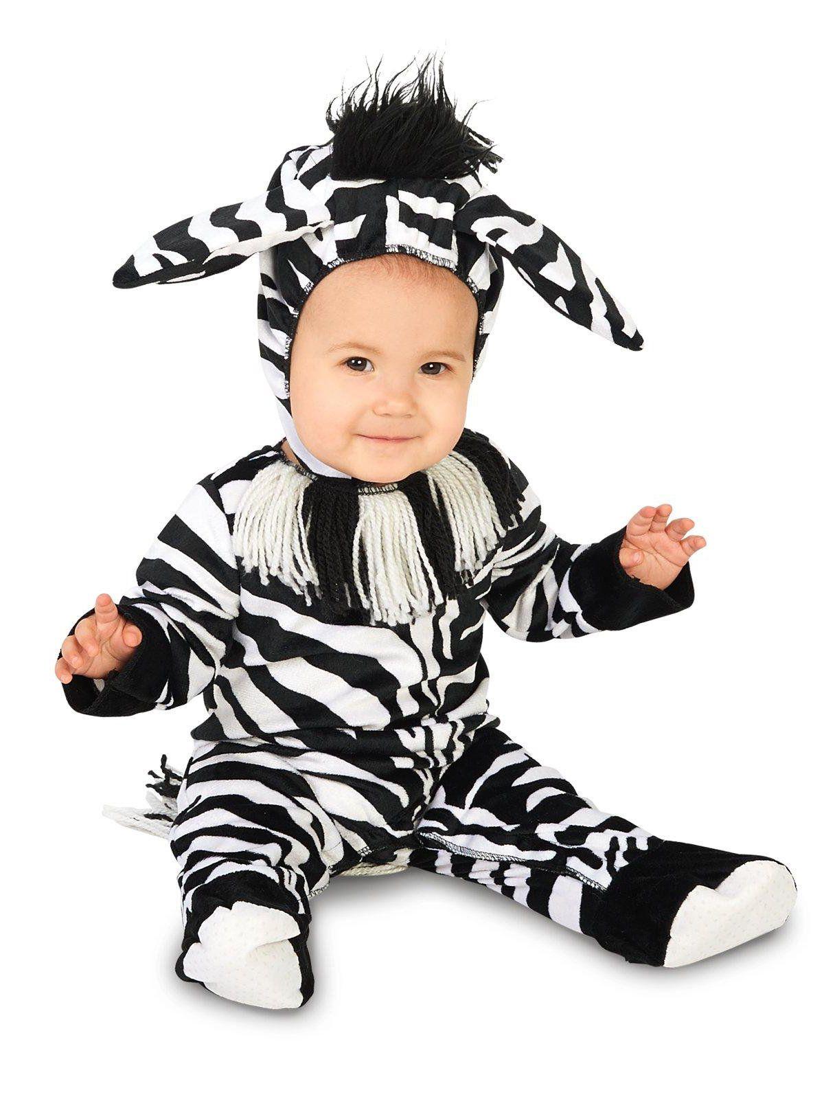 1d9bff971 Zany Zebra Infant Costume