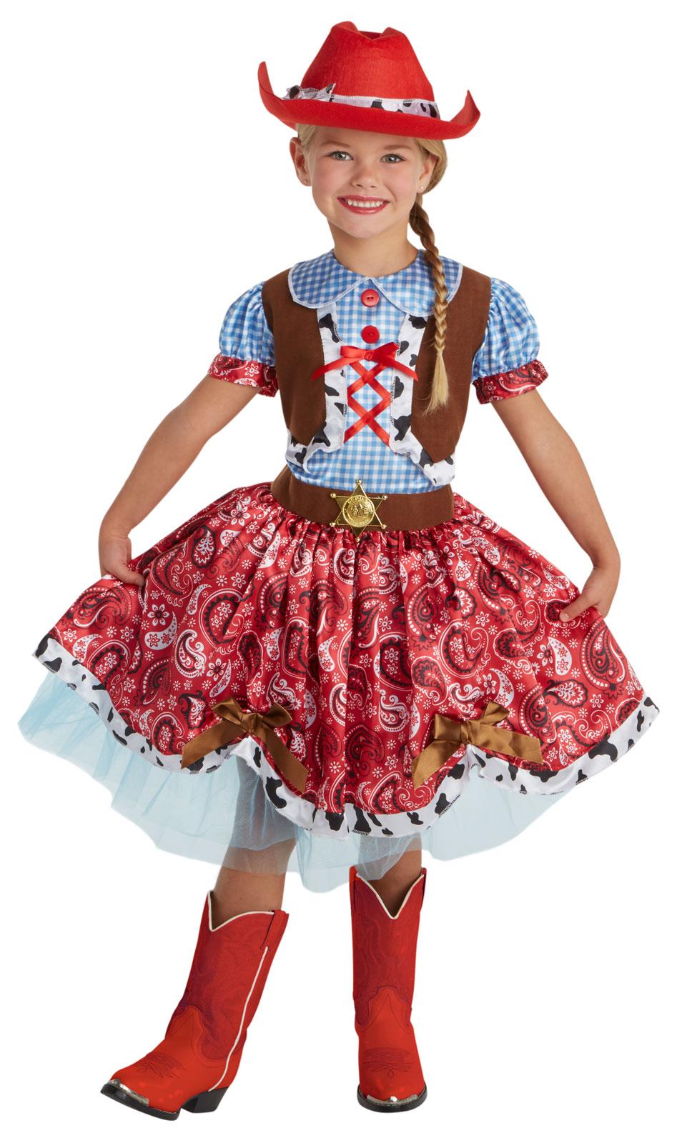 744830e2b Buckaroo Beauty Child Costume