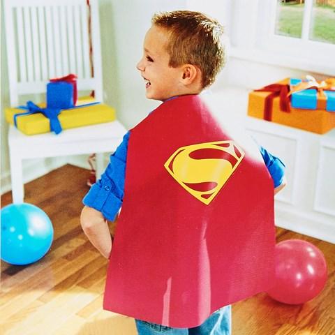 Superman: Man of Steel Cape