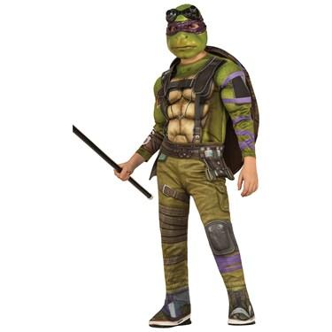 TMNT Boys Deluxe Moive Donatello