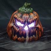 """9.5"""" Sinister Pumpkin Fogger"""