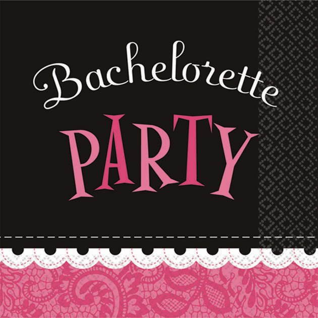 Bachelorette Party Beverage Napkins (16 count) for the 2015 Costume season.