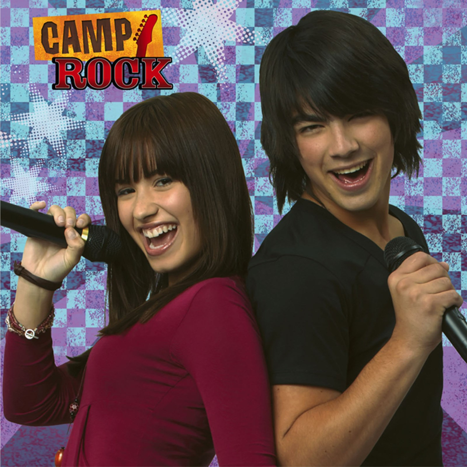 Camp Rock Lunch Napkins 16 count