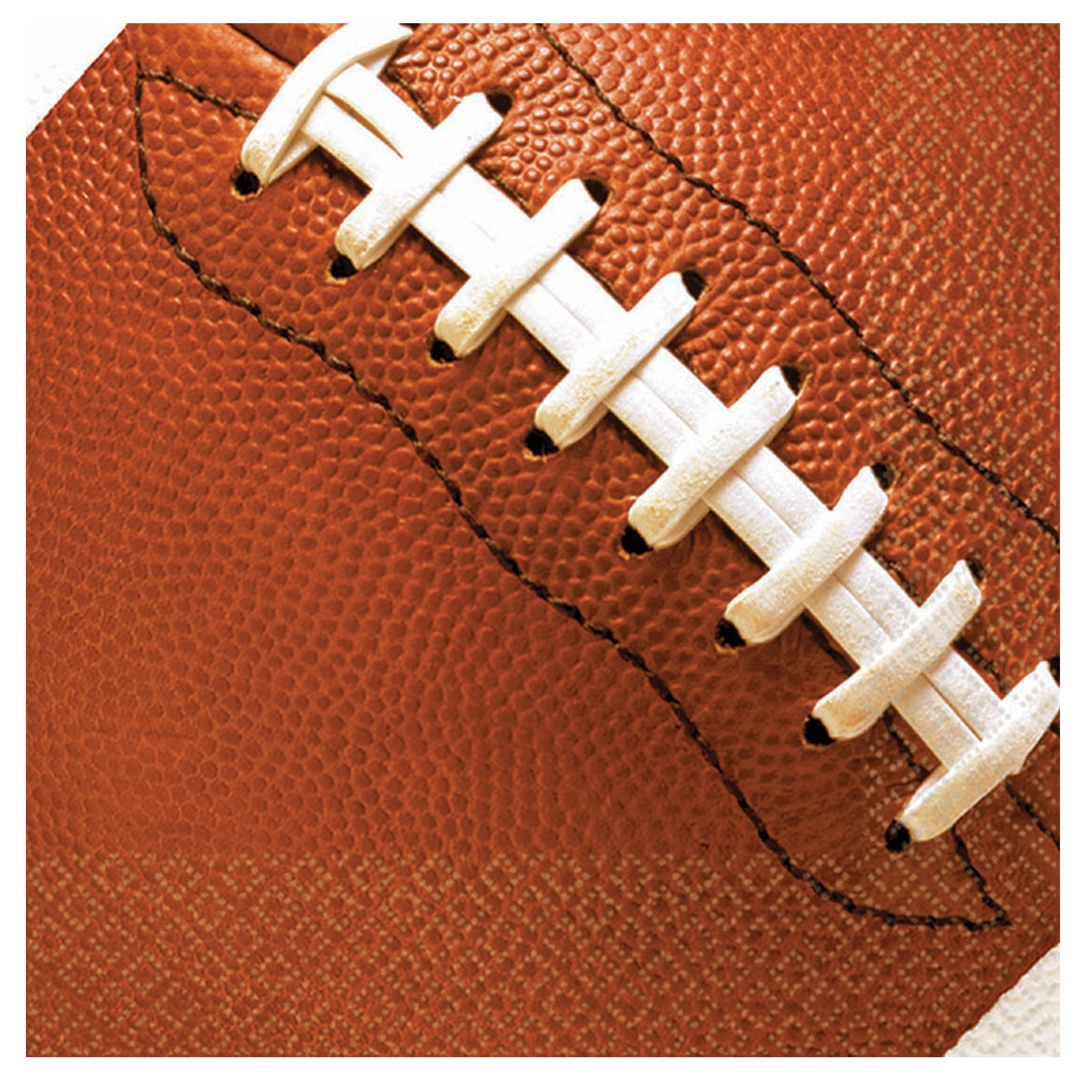 Football Fan – Lunch Napkins 16 count