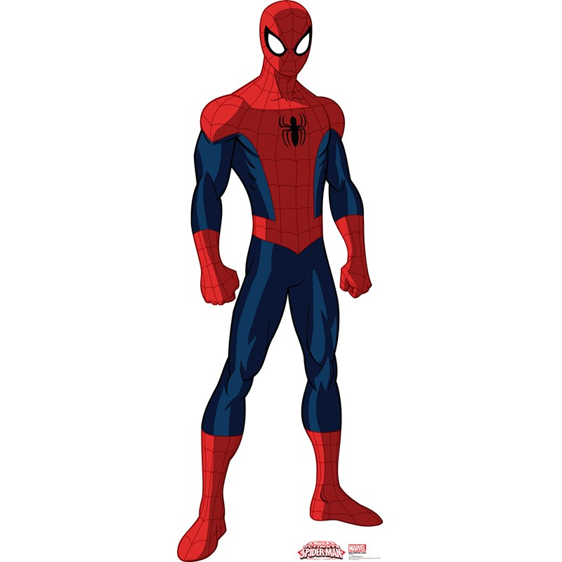 Spider Man Standup for the 2015 Costume season.