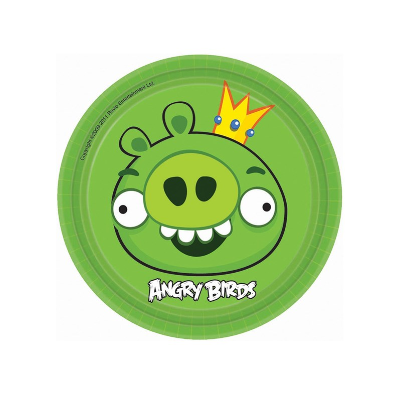Angry Birds Dessert Plates (8 count) for the 2015 Costume season.
