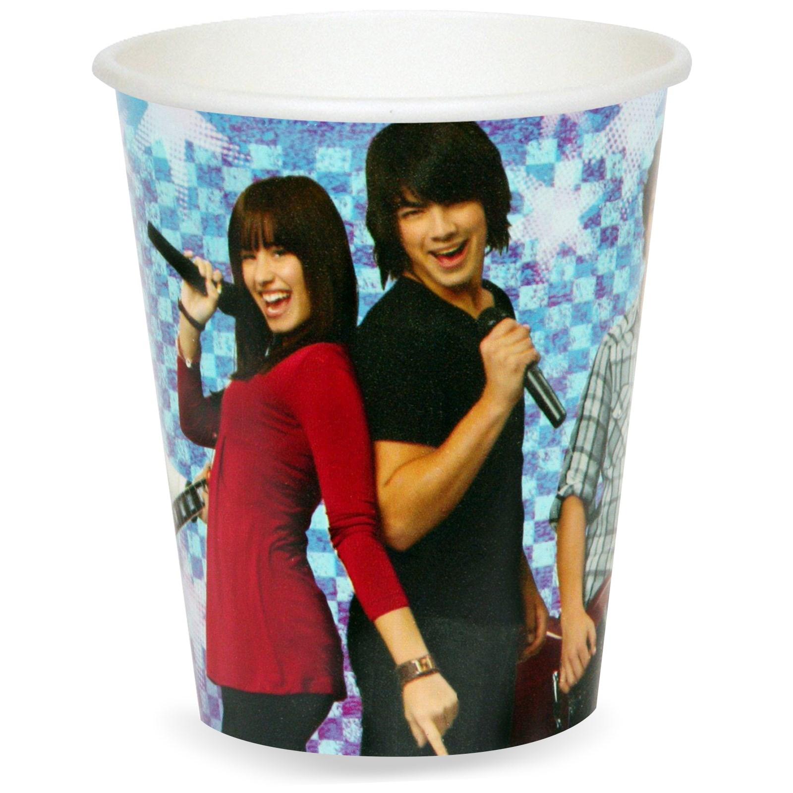 Camp Rock 9 oz. Paper Cups 8 count