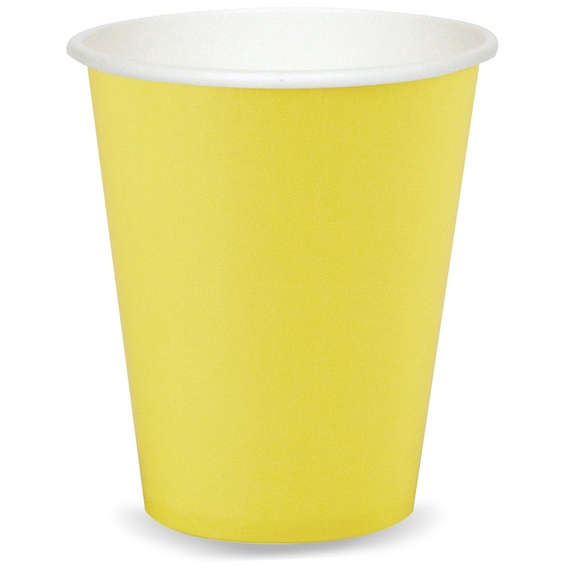 Mimosa (Light Yellow) 9 oz. Cups (24 count) for the 2015 Costume season.
