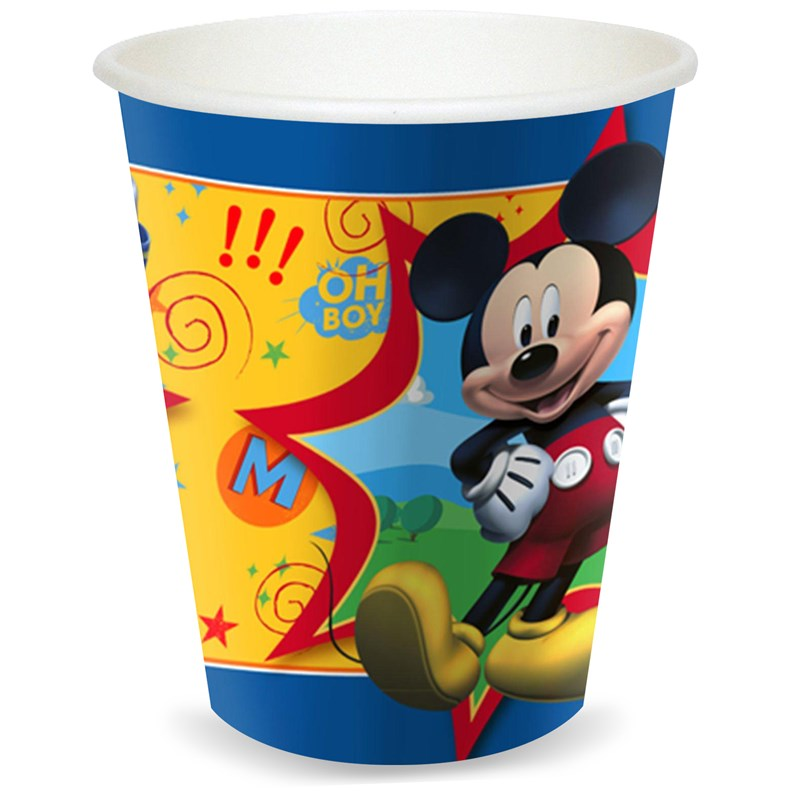 Disney Mickey Fun and Friends 9 oz. Paper Cups (8 count) for the 2015 Costume season.