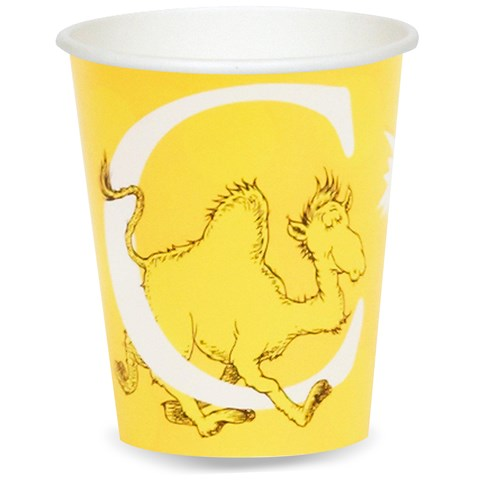 Dr. Seuss ABC - 9 oz. Paper Cups
