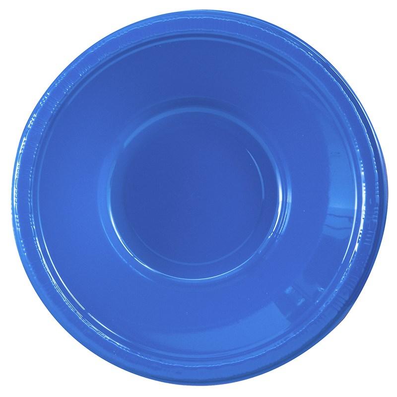 True Blue (Blue) Plastic Bowls (20 count) for the 2015 Costume season.