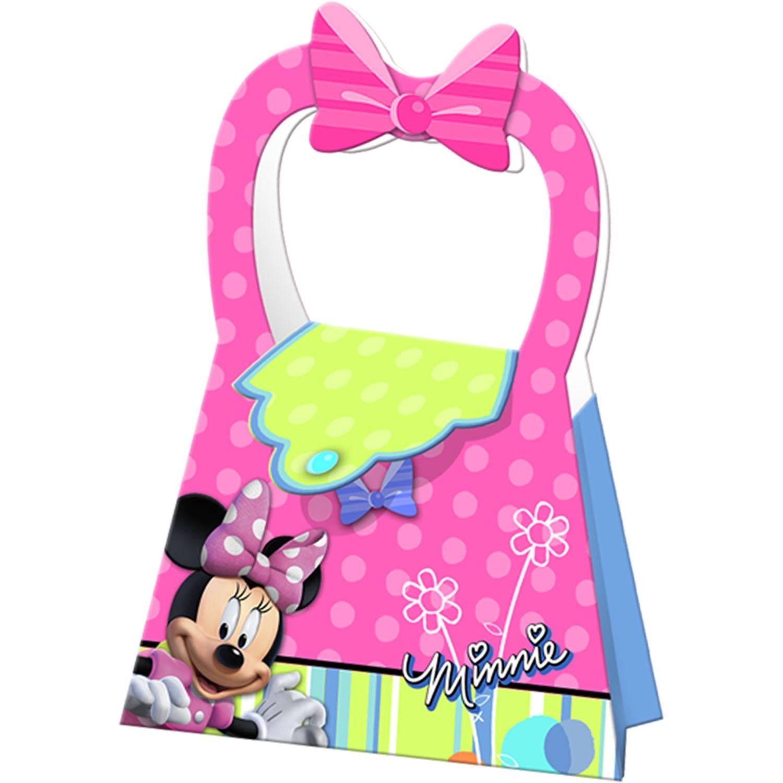 Disney Minnie Mouse Bow-tique Treat Boxes 4 count