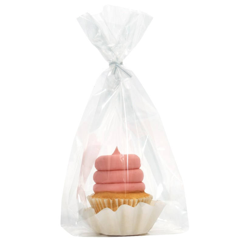 Clear Treat Bags (20 count) for the 2015 Costume season.