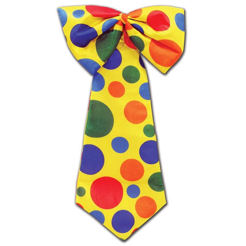 Clown Tie for the 2015 Costume season.