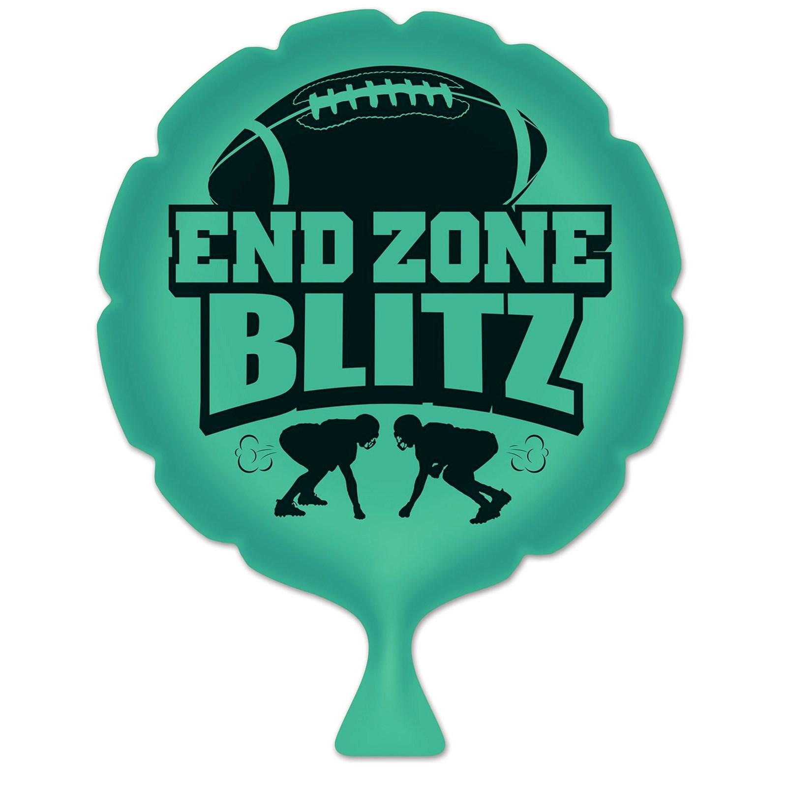 End Zone Blitz Whoopee Cushion