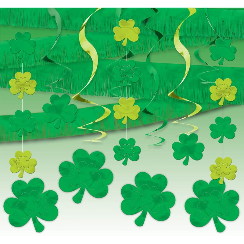St. Patricks Day Decorating Kit for the 2015 Costume season.